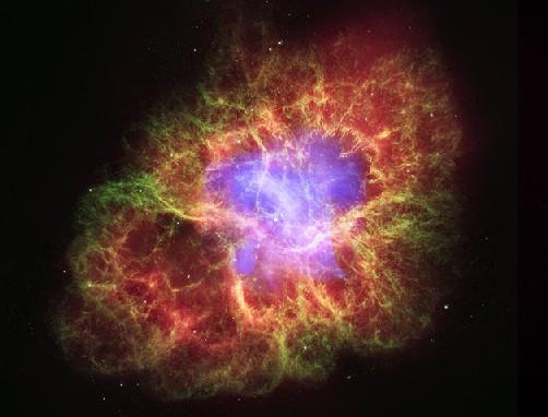 nebulosa delcangrejo